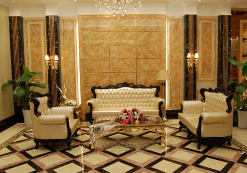 贝晶石速装饰材 创业赢在装修市场