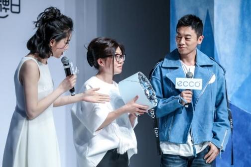 """""""蓝潮""""席卷2018中国国际时装周"""