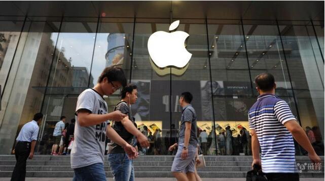 苹果在中国的统治地位已经结束