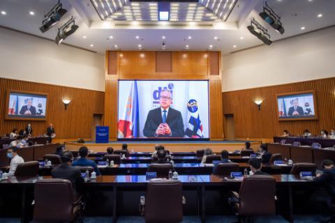 菲律宾参加2021年投洽会以增强投资者信心
